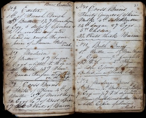 John Owen: Baker's Notebook - 21