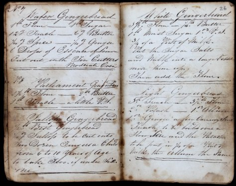 John Owen: Baker's Notebook - 26